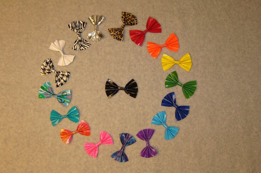 Duct Tape and Sharpies: Duct Tape Creations |Duct Tape Creations